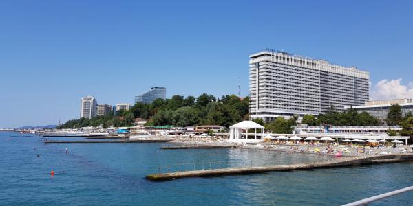 Отель Жемчужина Сочи, официальный сайт